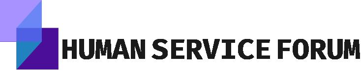 Human Service Forum