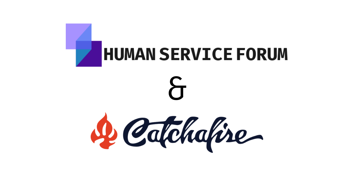 Human Service Forum and Catchafire
